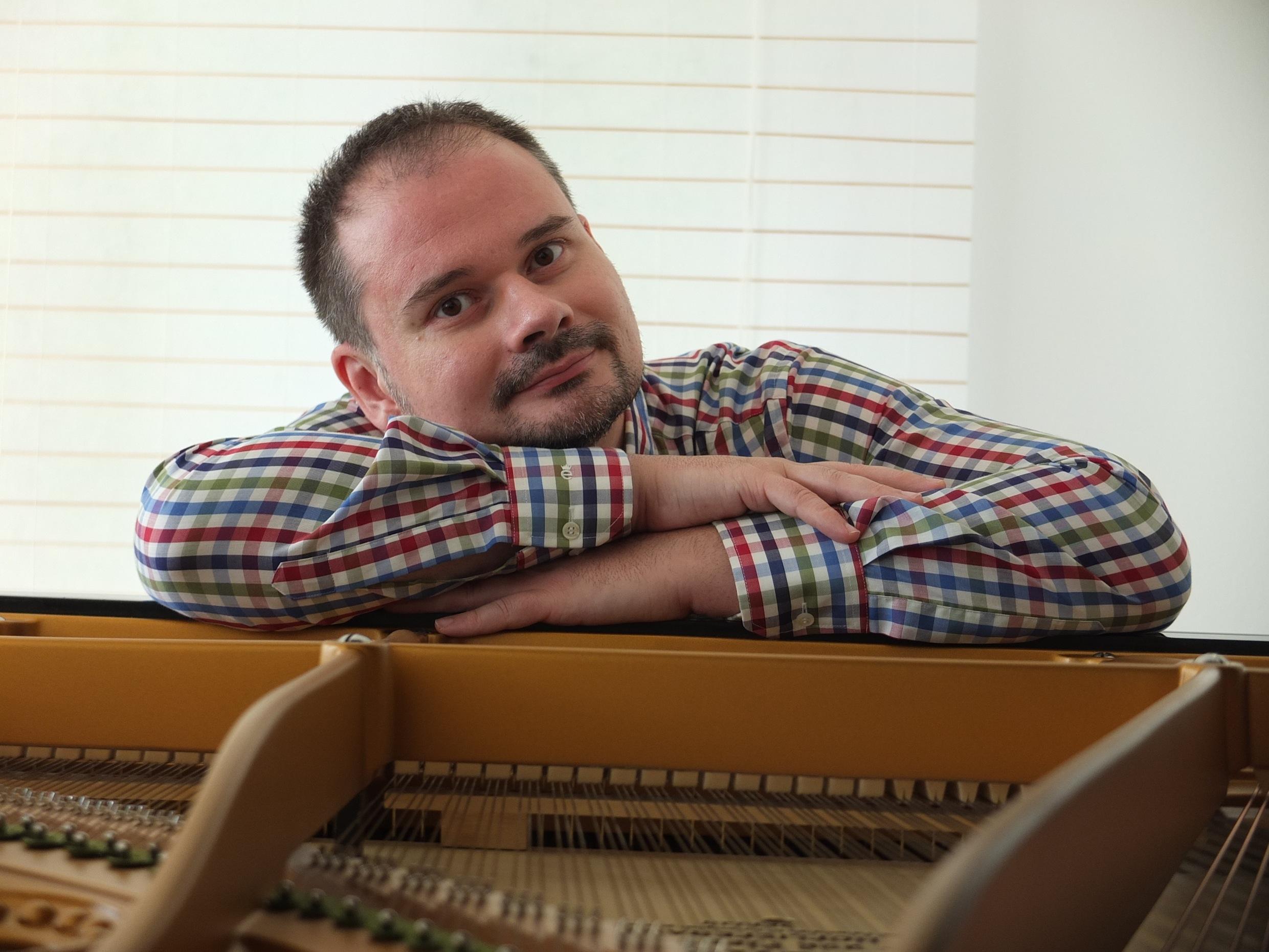 Torsten Eil - Konzerte und Klavierunterricht